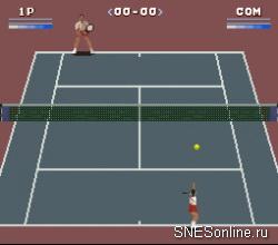 Final Set Tennis