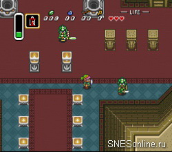 Legend of Zelda The – A Link to the Past
