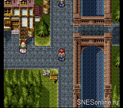 Lufia II – Rise of the Sinistrals