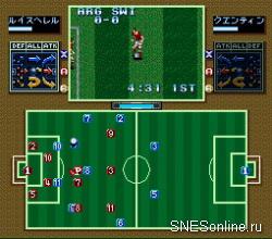 Tactical Soccer