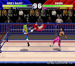 WWF WrestleMania – The Arcade Game