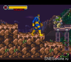 X Men – Mutant Apocalypse
